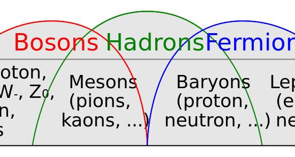 Fermions et Bosons