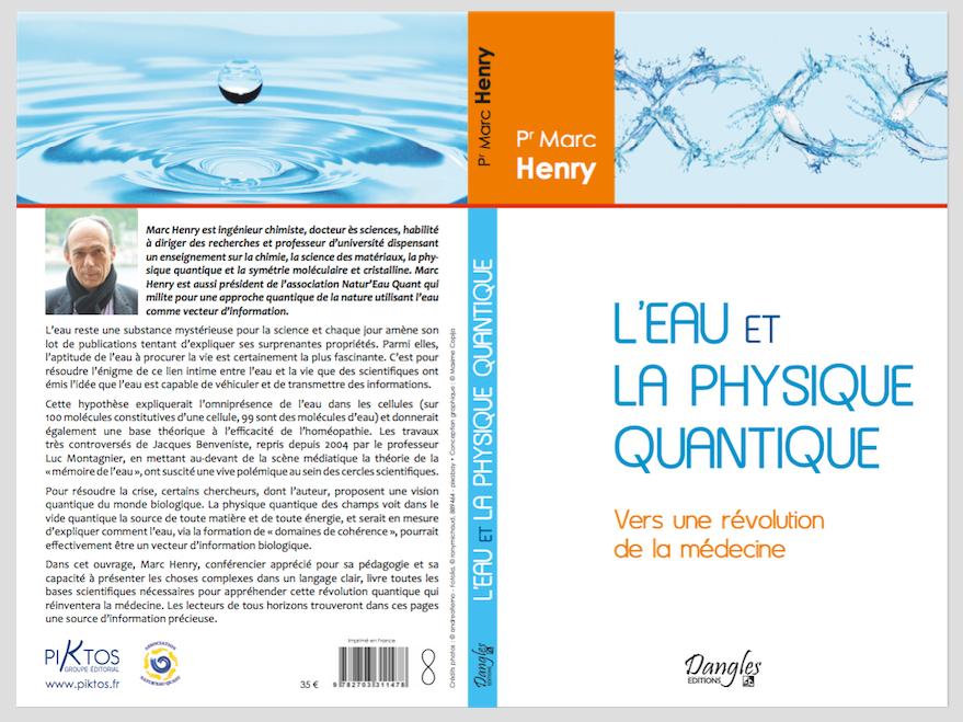 L′Eau et la Physique Quantique | Septembre 2016