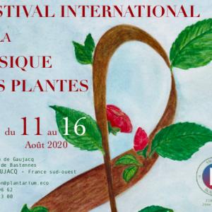 Festival Musique des plantes
